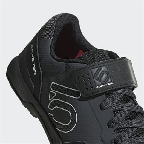 FIVE TEN KESTREL LACE MENS MOUNTAIN BIKE SHOE [CARBON/BLACK/CLEAR GREY]