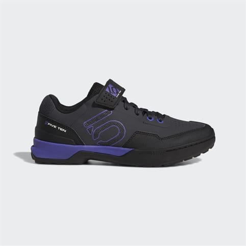 FIVE TEN KESTREL LACE WOMENS MOUNTAIN BIKE SHOE [BLACK/PURPLE/CARBON]