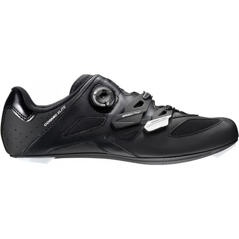 MAVIC COSMIC ELITE ROAD SHOE [BLACK/WHITE/BLACK]