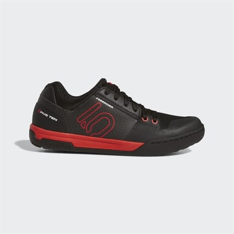 FIVE TEN FREERIDER CONTACT MENS MOUNTAIN BIKE SHOE [BLACK/RED/WHITE] *