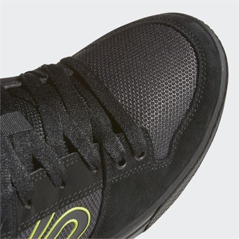 FIVE TEN FREERIDER MTB SHOE [NIGHT GREY/BLACK/YELLOW]