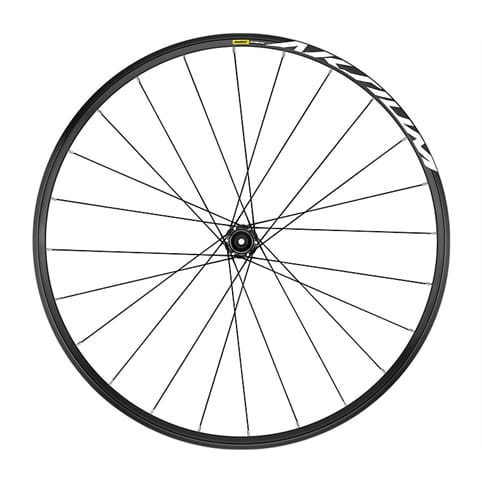 MAVIC AKSIUM DISC 6 BOLT FRONT WHEEL 2019