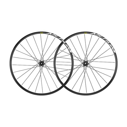 MAVIC AKSIUM DISC 6 BOLT WHEELSET 2019