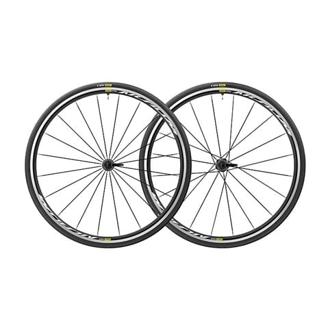 MAVIC AKSIUM ELITE UST SUP WHEELSET 2019