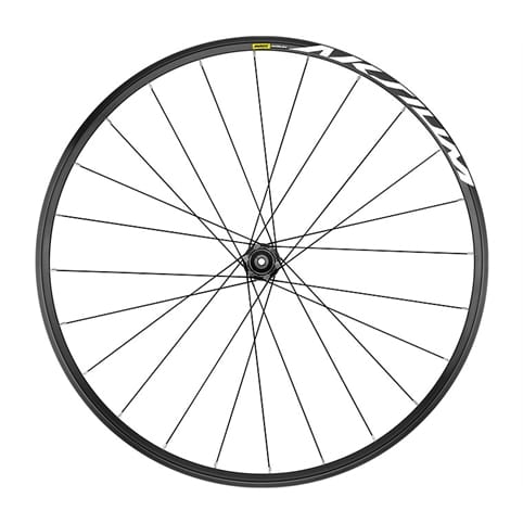 MAVIC AKSIUM DISC 6 BOLT REAR WHEEL 2019