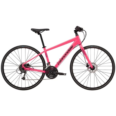 CANNONDALE QUICK DISC 4 FEM FLAT BAR ROAD BIKE 2019