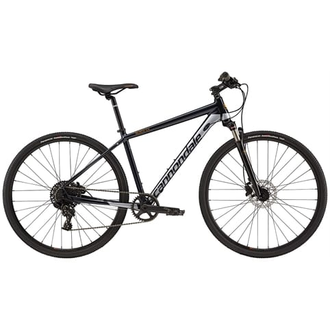 CANNONDALE QUICK CX 2 HYBRID BIKE 2019 [MIDNIGHT]