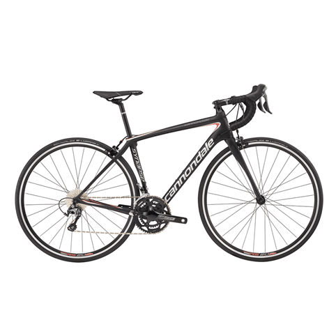 CANNONDALE SYNAPSE CARBON TIAGRA FEM ROAD BIKE 2018