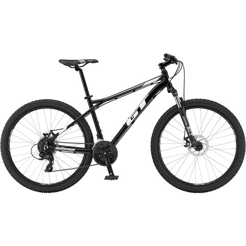GT AGGRESSOR COMP HARDTAIL MOUNTAIN BIKE 2019 [MEDIUM/BLACK]