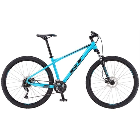 GT AVALANCHE SPORT 650b HARDTAIL MOUNTAIN BIKE 2019 [AQUA]