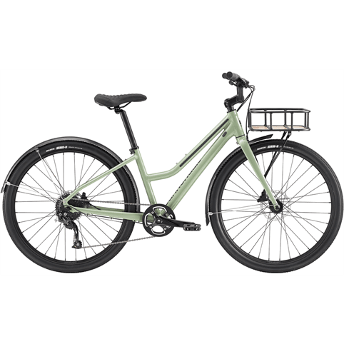 CANNONDALE TREADWELL EQ REMIXTE 27.5 HYBRID SPORTS BIKE MY 2020