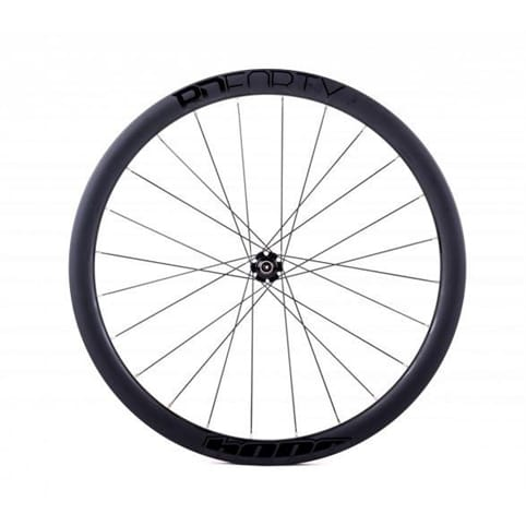 HOPE RD4O CARBON RS4 6 BOLT FRONT WHEEL