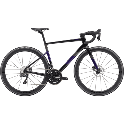 CANNONDALE SUPERSIX EVO CARBON DISC FEM ULTEGRA Di2 ROAD BIKE