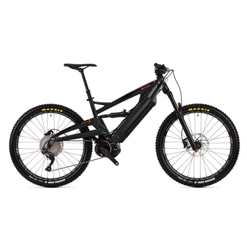 ORANGE CHARGER S 27.5 FS E-MTB BIKE 2019