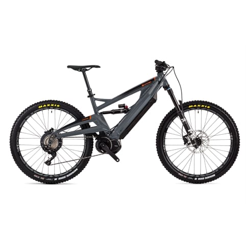 ORANGE CHARGER PRO 27.5 FS E-MTB BIKE 2019