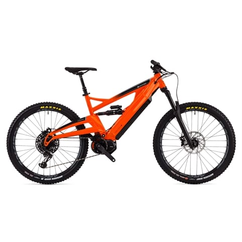 ORANGE CHARGER RS 27.5 FS E-MTB BIKE 2019