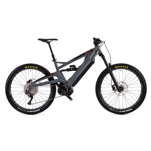 ORANGE SURGE S 27.5 FS E-MTB BIKE 2019