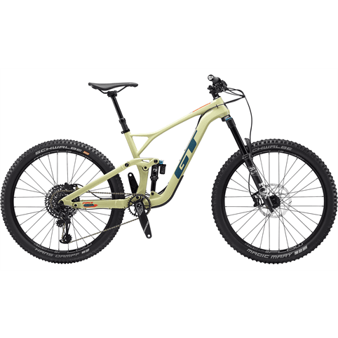 GT FORCE CARBON EXPERT FS MTB BIKE 2020