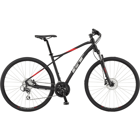 GT TRANSEO ELITE HYBRID BIKE 2020