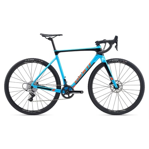 GIANT TCX ADVANCED PRO 2 CYCLOCROSS BIKE 2020