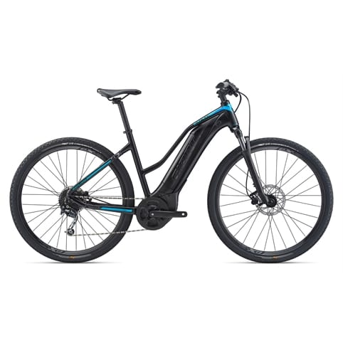GIANT EXPLORE E+ 4 STAGGER FRAME ELECTRIC BIKE 2020