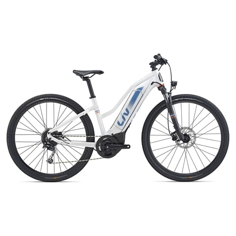 GIANT LIV AMITI E+ 4 ELECTRIC BIKE 2020