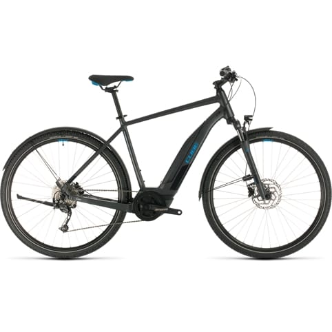 CUBE NATURE HYBRID ONE 400 ALLROAD ELECTRIC BIKE 2020