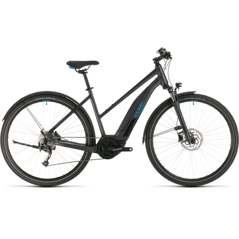 CUBE NATURE HYBRID ONE 400 ALLROAD ELECTRIC BIKE 2020 [TRAPEZE]