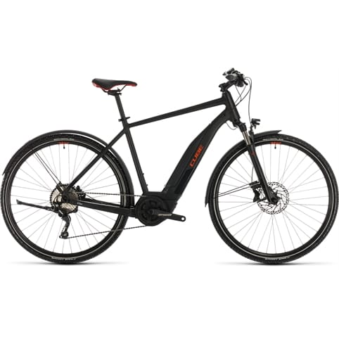 CUBE NATURE HYBRID EXC 500 ALLROAD ELECTRIC BIKE 2020