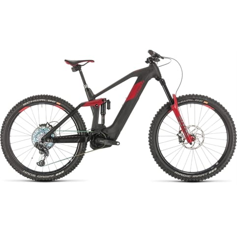 CUBE STEREO HYBRID 160 HPC SLT 625 27.5 ELECTRIC BIKE 2020