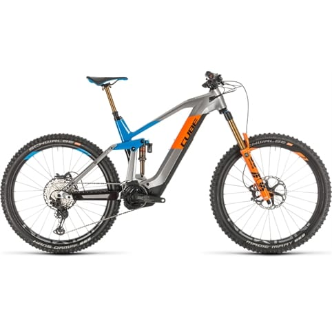 CUBE STEREO HYBRID 160 HPC ACTIONTEAM 625 27.5 ELECTRIC BIKE 2020