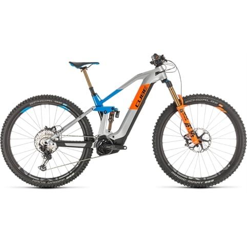 CUBE STEREO HYBRID 140 HPC ACTIONTEAM 625 29 ELECTRIC BIKE 2020