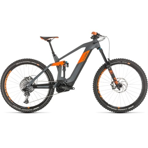 CUBE STEREO HYBRID 160 HPC TM 625 27.5 ELECTRIC BIKE 2020