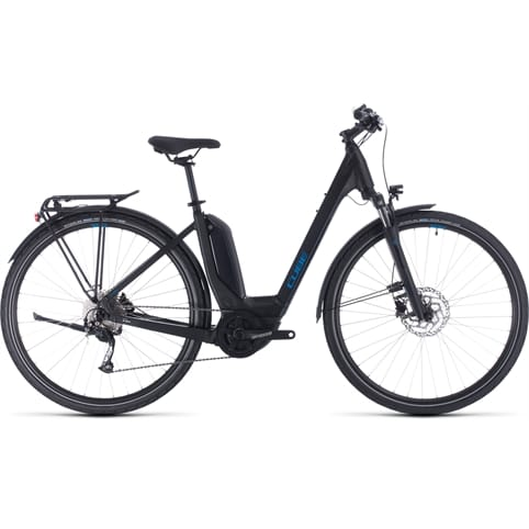 CUBE TOURING HYBRID ONE 400 ELECTRIC BIKE 2020 [EASY ENTRY]