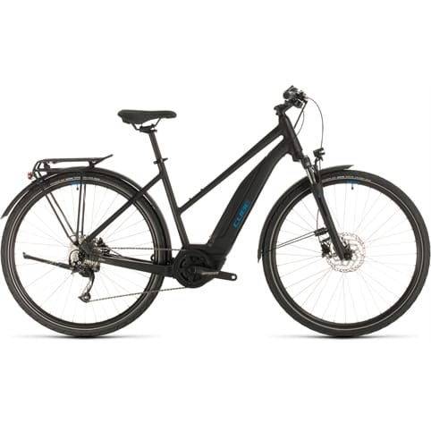 CUBE TOURING HYBRID ONE 500 ELECTRIC BIKE 2020 [TRAPEZE]