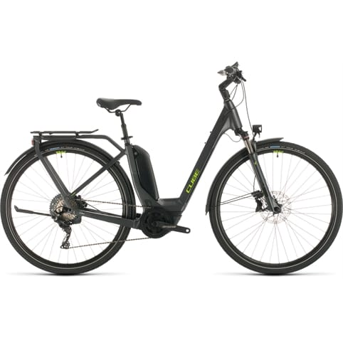 CUBE TOURING HYBRID EXC 500 ELECTRIC BIKE 2020 [EASY ENTRY]