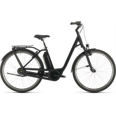 CUBE TOWN HYBRID EXC 500 ELECTRIC BIKE 2020