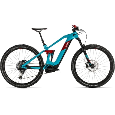CUBE STEREO HYBRID 140 HPC RACE 625 29 ELECTRIC BIKE 2020
