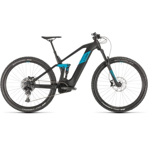 CUBE STEREO HYBRID 140 HPC RACE 500 29 ELECTRIC BIKE 2020