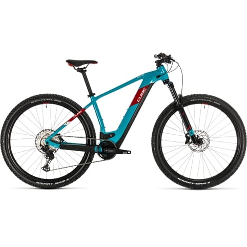 CUBE REACTION HYBRID EXC 625 29 ELECTRIC BIKE 2020