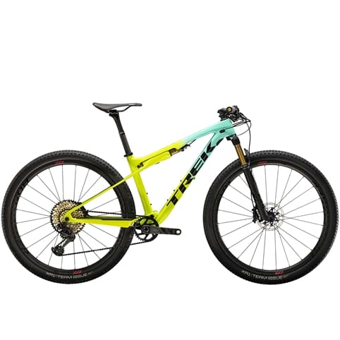 TREK SUPERCALIBER 9.9 FS MTB BIKE 2020