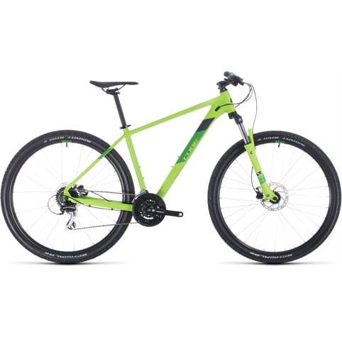 CUBE AIM PRO 29 HARDTAIL MTB BIKE 2020