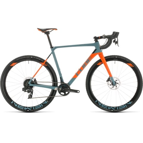 CUBE CROSS RACE C:62 SLT CYCLOCROSS BIKE 2020