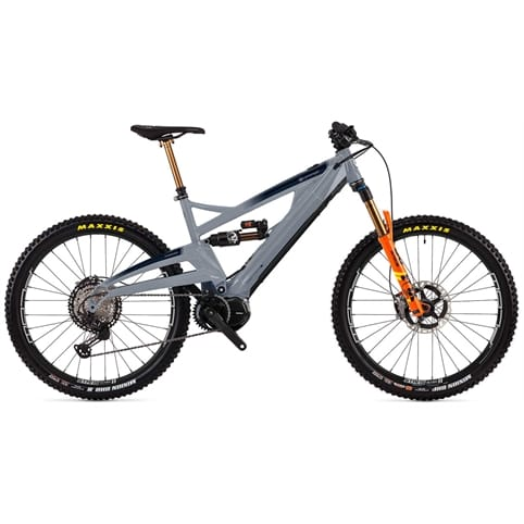 ORANGE CHARGER FACTORY ELECTRIC BIKE 2020 *