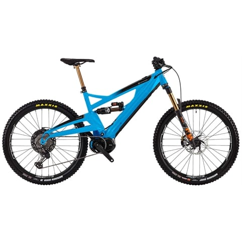 ORANGE CHARGER XTR ELECTRIC BIKE 2020 *