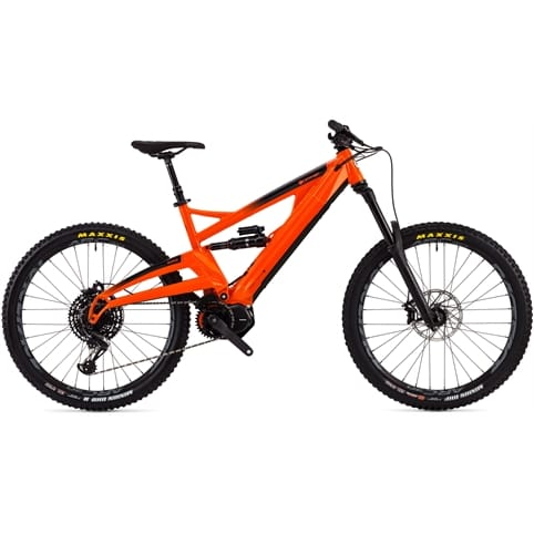 ORANGE SURGE RS ELECTRIC BIKE 2020 *