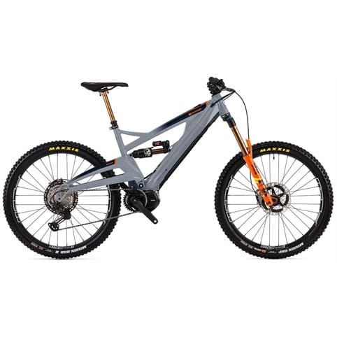 ORANGE SURGE FACTORY ELECTRIC BIKE 2020 *