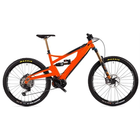 ORANGE PHASE FACTORY ELECTRIC BIKE 2020