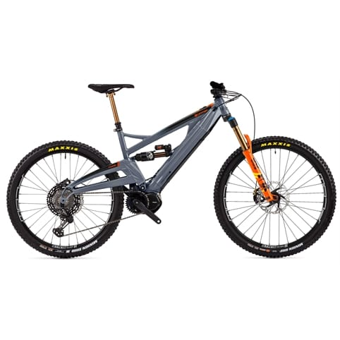 ORANGE PHASE XTR ELECTRIC BIKE 2020