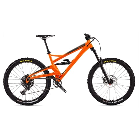 ORANGE ALPINE 6 S FS MTB BIKE 2020 *